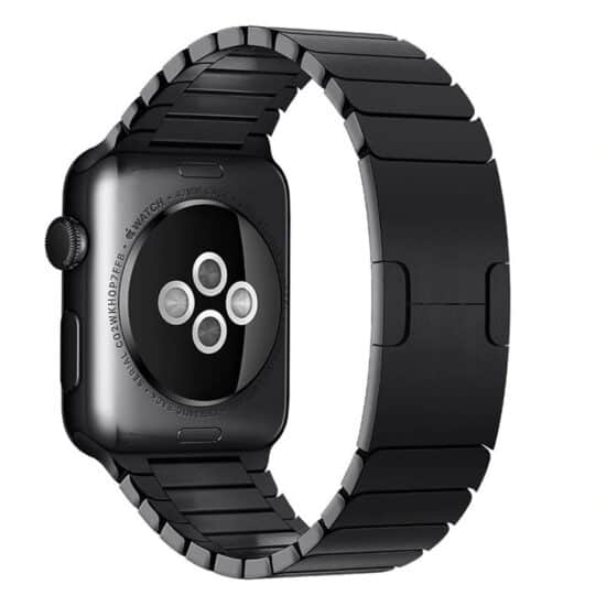 Viljar Copy Apple Watch fémszíj fekete