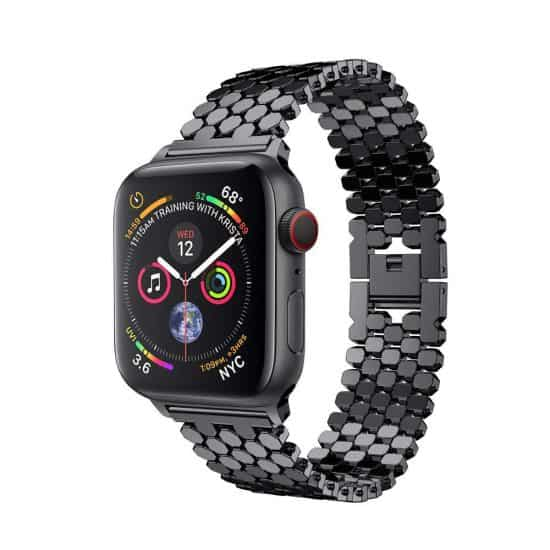 Viljar Style Steel Apple Watch fémszíj