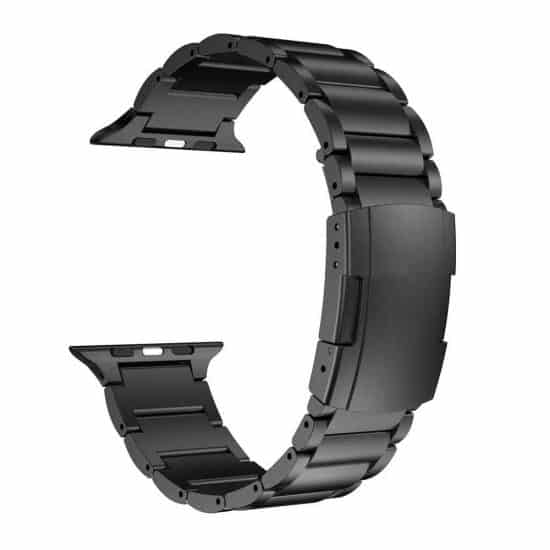 Viljar Titanium Apple Watch fémszíj
