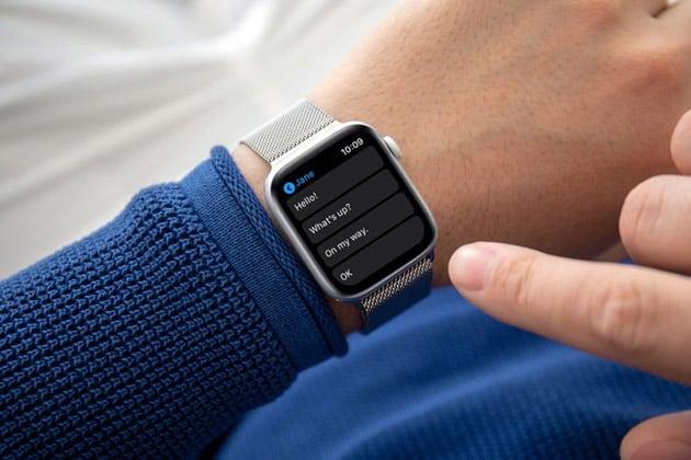 Apple Watch értesítések beállítása