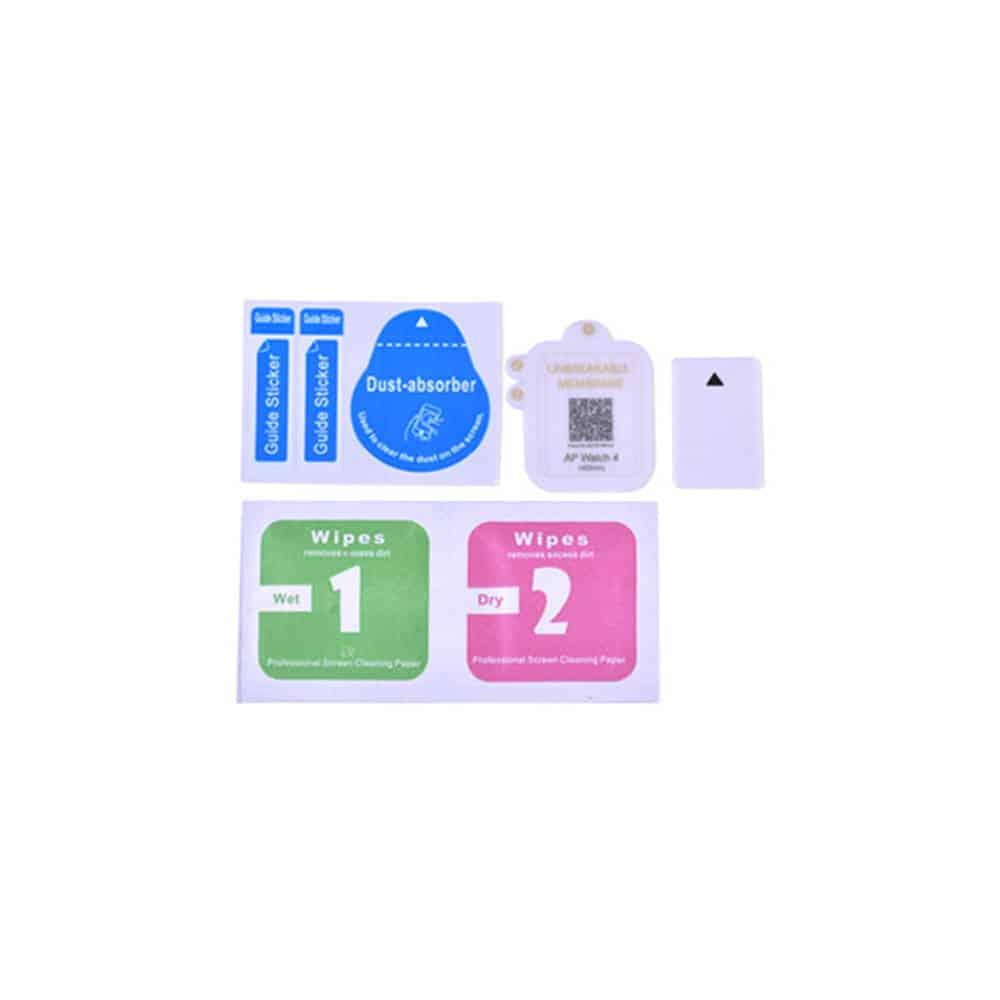 Hydrogel képernyővédő fólia csomag
