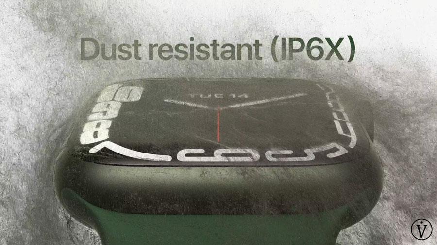 IP6X porvédelem
