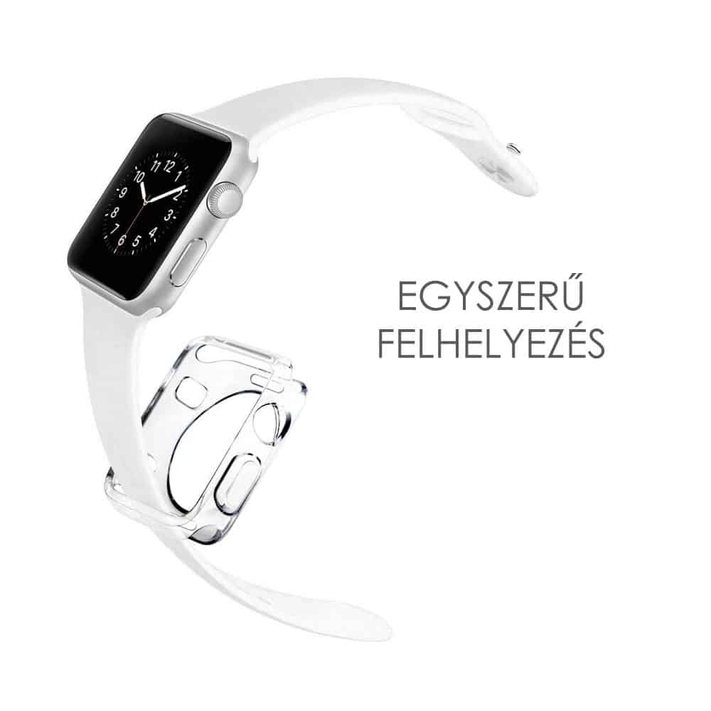 Apple Watch szilikon védőtok