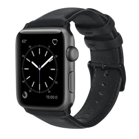 Viljar Classic Apple Watch bőrszíj