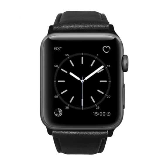 Viljar Classic Apple Watch bőrszíj
