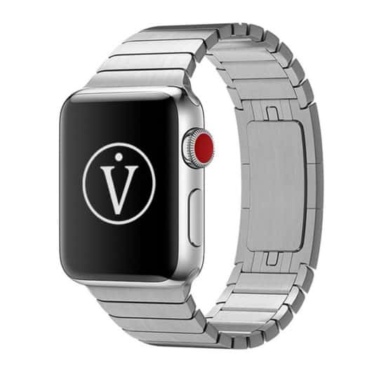Viljar Copy Apple Watch fémszíj ezüst