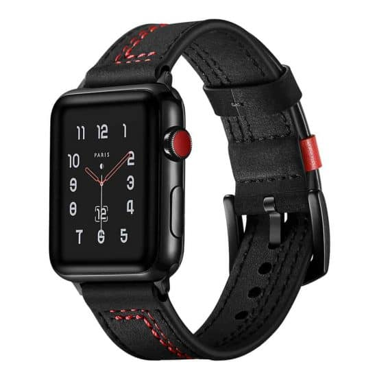 Viljar Limited Edition Apple Watch bőrszíj