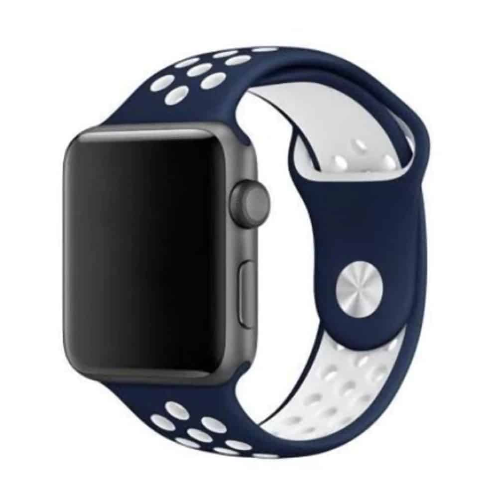 Viljar Sport Szilikon Deepblue Apple Watch szíj